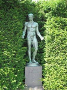 Johannes C. Berg: Danmark under besættelsen