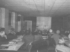 Møde i Vanløse lokalråd