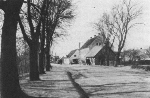 Bomhuset og Damhuskroen først i 1920'erne