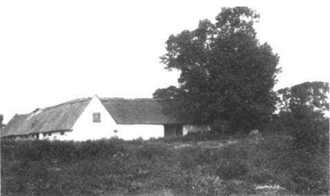 Hulegården 1918