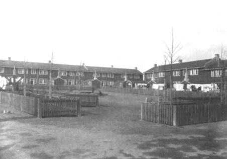 Husvildebarakkerne på Godthåbsvej