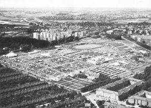 Bellahøjmarken 1955