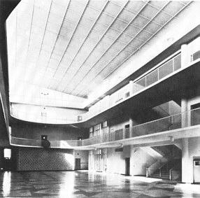 Katrinedalsskolens aula