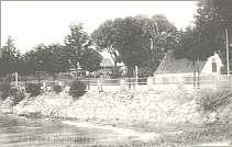 Ålekistehuset og Damsøpavillonen
