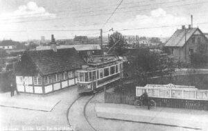"""Linie 14 i """"Sløjfen"""""""