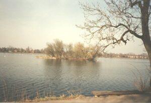 Udsigt over Damhussøen