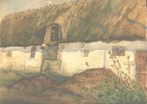 Maleri fra det gamle Vanløse
