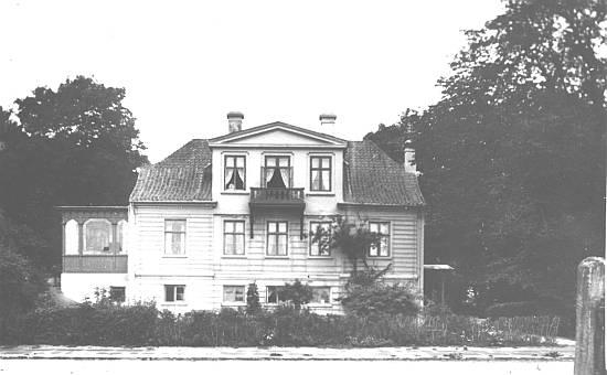 Bogholdergaarden, Gård Nr. 12