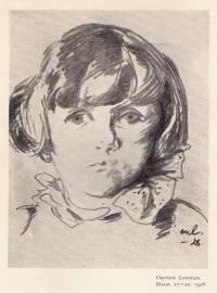 Charlotte Lorentzen, 1928