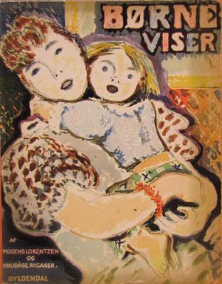 Børneviser Udg. 1936