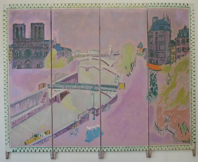 "Mogens Lorentzen: ""Motiv Fra Paris"", Privateje"