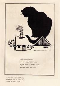 """""""Katten"""", 1936, Privateje"""